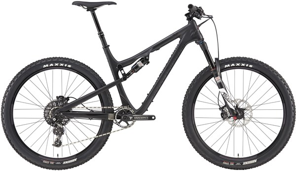 Image of Rocky Mountain Thunderbolt 790 MSL BC Edition Mountain Bike 2016 - Full Suspension MTB