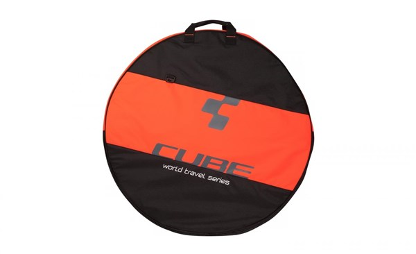 "Cube Double Wheel Bag 26"" - 29"""