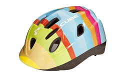 Cube Girl Kids Cycling Helmet 2016