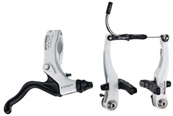 Product image for TRP Donnie Robinson Mag BMX V-Brake/Lever Set