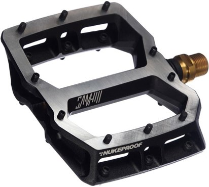 Image of Nukeproof Horizon Pro Ti Sam Hill Flat Pedals