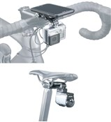 Topeak RideCase Mount RX With SC Adapter