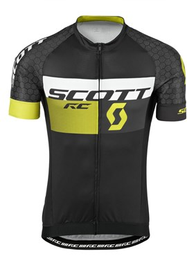 Image of Scott RC Pro Tec Short Sleeve Cycling Jersey