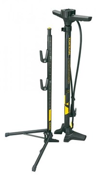 Image of Topeak Transformer XX Floor Pump With Detachable Bike-Stand