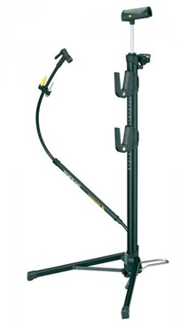 Image of Topeak Transfomer RX Floor Pump / Portable Bike Stand