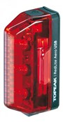 Topeak Redlite Aero USB Rechargeable Rear  Light