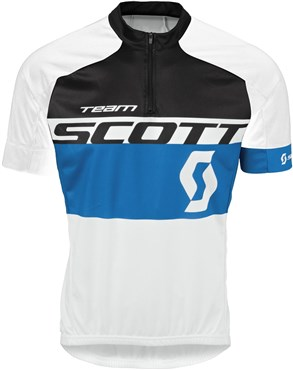 Image of Scott RC Team Short Sleeve Cycling Jersey