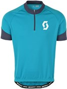Scott Endurance Q-Zip Short Sleeve Cycling Jersey