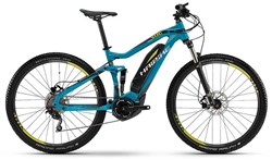 Haibike Sduro FullNine SL Full Suspension MTB 2016 - Electric Bike