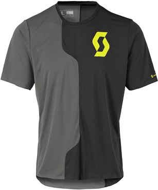 Image of Scott Trail Tech Short Sleeve Cycling Jersey