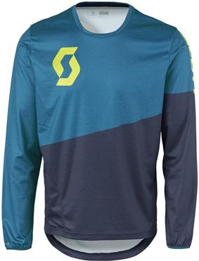 Image of Scott Progressive Pro Long Sleeve Cycling Jersey