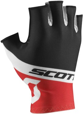 Image of Scott RC Team Short Finger Cycling Gloves