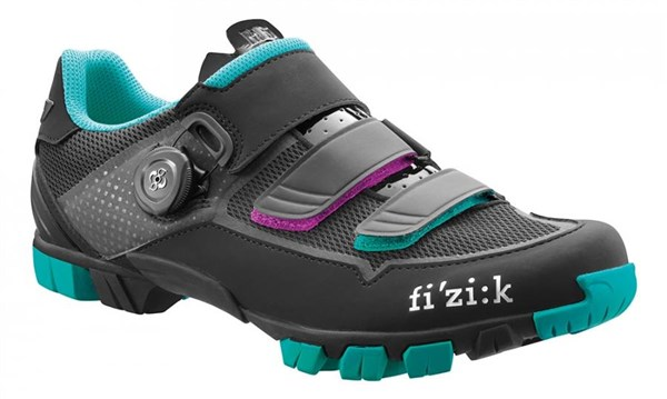 Fizik M6B Donna Womens MTB Cycling Shoes