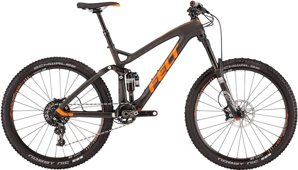 Image of Felt Decree 1 Mountain Bike 2017 - Full Suspension MTB