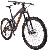 Felt Decree 1 Mountain Bike 2017 - Full Suspension MTB