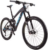 Felt Decree 2 Mountain Bike 2017 - Full Suspension MTB