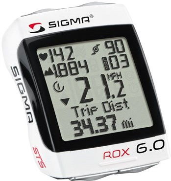 Image of Sigma ROX 6.0 Cycle Computer