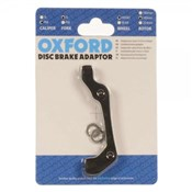 Oxford Disc Brake Adaptor F Post IS Mount
