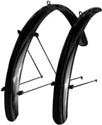 Oxford 26 MTB City Type Mudguards
