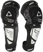 Leatt Knee and Shin Guard 3DF Hybrid Junior