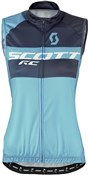 Scott RC Pro Sleeveless Womens Cycling Jersey
