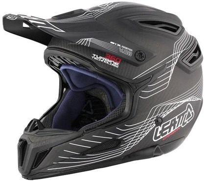 Image of Leatt DBX 6.0 Carbon Helmet 2016