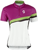 Scott Endurance Short Sleeve Womens Cycling Jersey