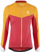 Scott Endurance Full Zip Long Sleeve Womens Cycling Jersey