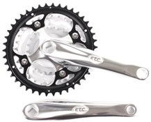 ETC Alloy Triple Chainset 175mm 42/32/22T