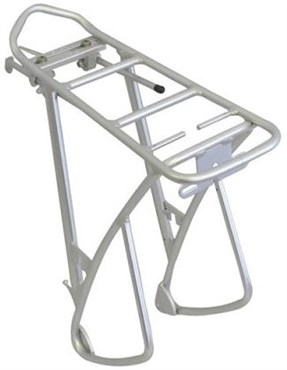 Image of ETC Alloy Rear Carrier Rack With Oversized Tubing