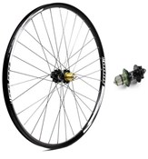 Hope Tech Enduro S-Pull - Pro 4 Straight-Pull 27.5 / 650B Rear Wheel