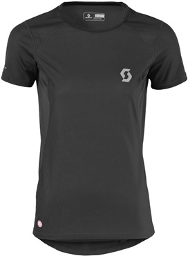 Scott Underwear Womens Short Sleeve Base Layer AW17