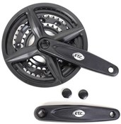 Product image for ETC Alloy/Steel Triple Chainset