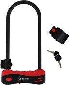 Product image for ETC 12mm Shackle D Lock