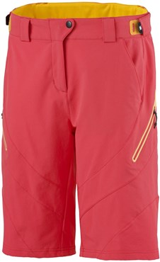 Image of Scott Trail Flow Xpand With Pad Womens Baggy Cycling Shorts