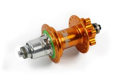 Hope Pro 4 Rear Hub - Orange