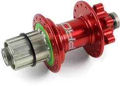 Product image for Hope Pro 4 Rear Hub - Red