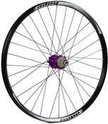 "Product image for Hope Tech Enduro - Pro 4 26"" Rear Wheel - Purple"