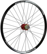"Product image for Hope Tech Enduro - Pro 4 26"" Rear Wheel - Red"