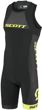 Scott Plasma With Pad Triathlon Suit