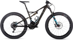 "Specialized Turbo Levo FSR Expert 6Fattie  27.5""  2017 - Electric Mountain Bike"