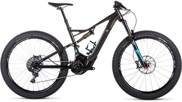 "Specialized Turbo Levo FSR Expert 6Fattie 27.5"" 2017"