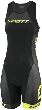 Scott Plasma Womens Triathlon Suit with Pad