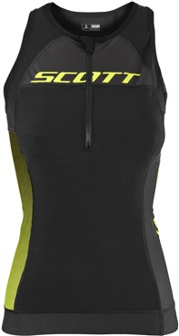 Scott Plasma Womens Triathlon Tank SS18