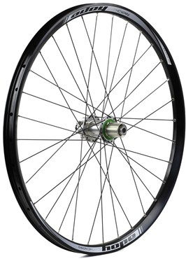 "Image of Hope Tech DH - Pro 4 27.5"" Rear Wheel - Silver - 32H"