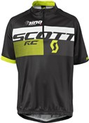 Scott RC Pro Short Sleeve Junior Cycling Jersey