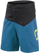 Scott Progressive Pro With Pad Junior Baggy Cycling Shorts