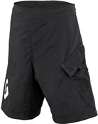 Product image for Scott Trail With Pad Junior Baggy Cycling Shorts
