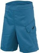 Product image for Scott Trail Flow With Pad Junior Baggy Cycling Shorts