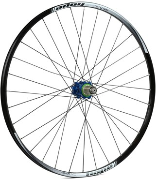 Image of Hope Tech XC S-Pull - Pro 4 Straight-Pull 29er Rear Wheel - 32 Hole